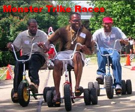 Monster Trikes Named