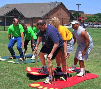 Fun Outdoor Group Games 68